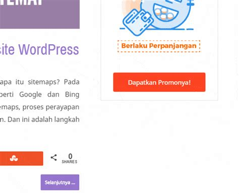 membuat widget footer wordpress solusi tilan sticky widget tumpang tindih overlap