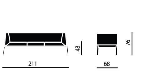 quadrifoglio sistemi d arredo spa accord divano collezione accord by quadrifoglio sistemi d