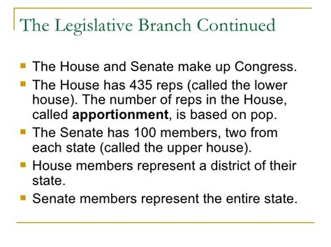 why is the senate called the upper house chapter 9 section 1 notes