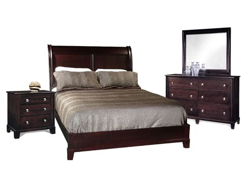 durham bedroom furniture durham furniture manhattan sleigh bedroom set
