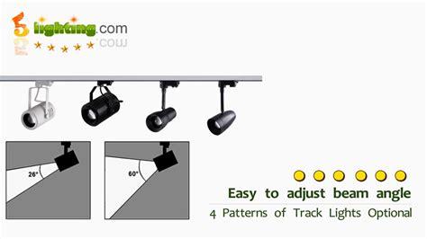 adjustable track lighting fixtures adjustable beam track light adjustable led track lighting