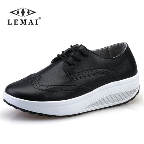 Slimming Shoes Slimming Shoes Fashion Leather Casual Shoes