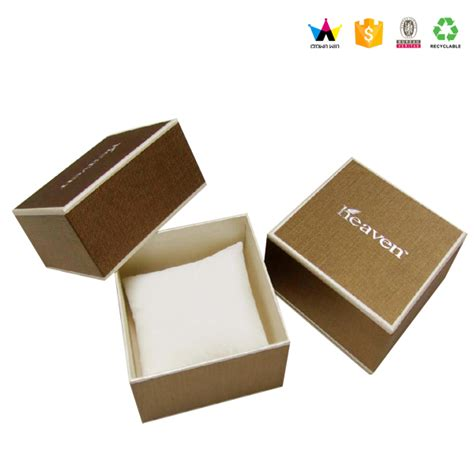 How To Make Paper Jewelry Boxes - high quality customize cardboard make paper jewelry box