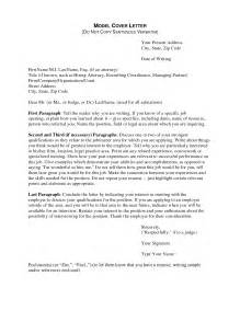 Model Covering Letter by Cover Letter Usa Cover Letter Templates