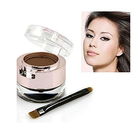 light brown gel eyeliner 15 top light brown eyebrows