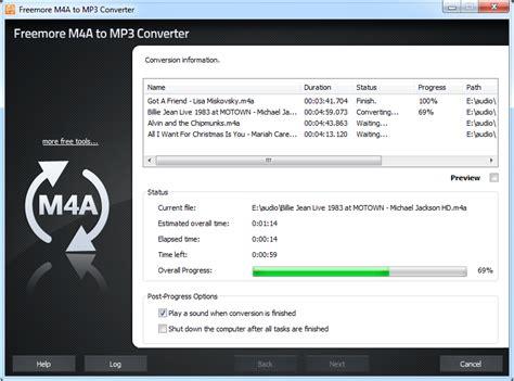 mp3 to flac zamzar free online file conversion freemoresoft freemore m4a to mp3 converter convert m4a