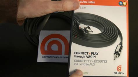 Aux Flat Cable Griffin griffin flat aux cable review