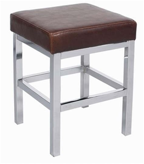 Small Bar Stools by Small Dakota Chrome Bar Stool Pub Chairs By Trent Furniture