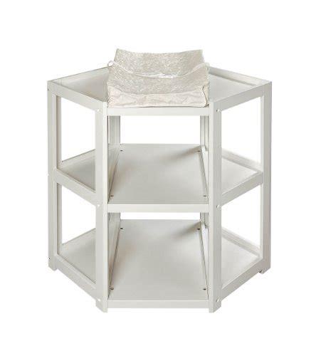 Badger Basket Corner Changing Table Badger Basket Corner Changing Table White Baby Shop