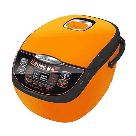blibli yongma jual yong ma ymc116c digital eco rice cooker 2 l online