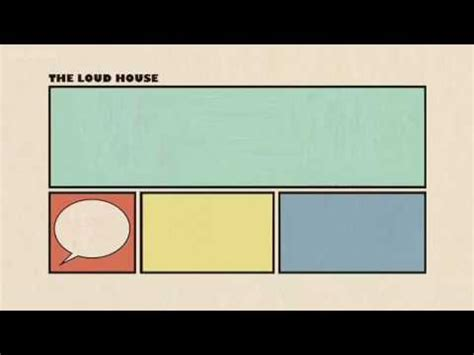 title card template open office loud house title card template