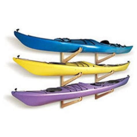Kayak Shelf by Talic Kayak Condo 3 Storage Rack Austinkayak