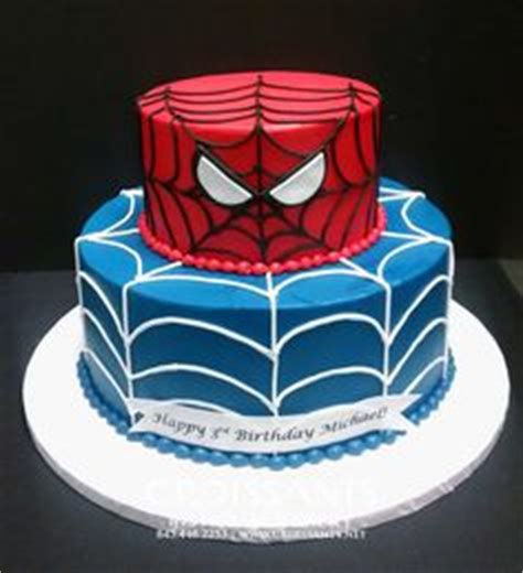 spiderman printable logo cake templates pinterest