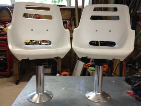 used boat seat pedestals for sale todd boat seats with pedestal pensacola fishing forum