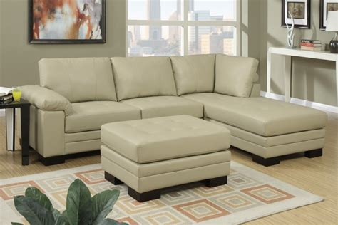 khaki sectional sofa khaki beige genuine leather sectional sofa sectional