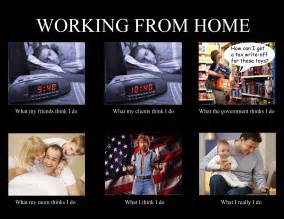 working from home meme working from home creative content experts