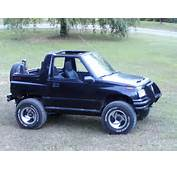 Longarch 1994 Geo Tracker Specs Photos Modification Info At