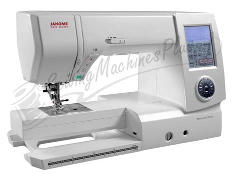 Janome Quilting Machine janome new home memory craft 7700qcp sewing quilting