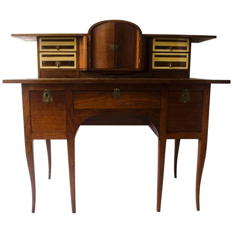 Waltons Desks by And Important Arts And Crafts Desk By George Walton