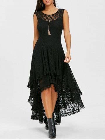 L 845 Black Top Bottom Costume dresses for cheap womens dresses casual style sale dresslily
