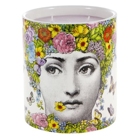 buy fornasetti flora scented candle kg amara