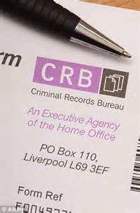 Clean Criminal Record Meaning Shoplifters And Burglars Get The Right To Work In Schools And Care Homes Daily Mail