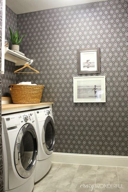 laundry room wallpaper 1000 ideas about laundry room wallpaper on room wallpaper laundry rooms and laundry