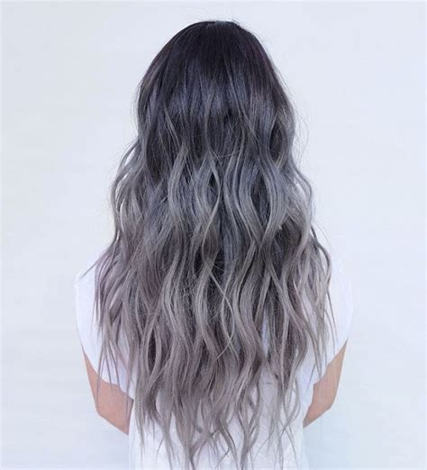 gray ombre hair process 25 best ideas about gray hair ombre on pinterest grey