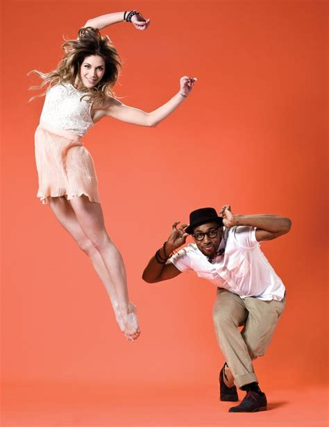 "Allison Holker and Stephen ""tWitch"" Boss by Joe Toreno"