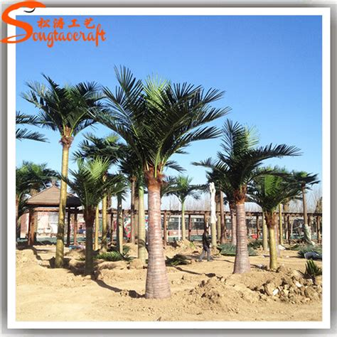 artificial trees for sale in canada plastic palm tree artificial coconut palm tree