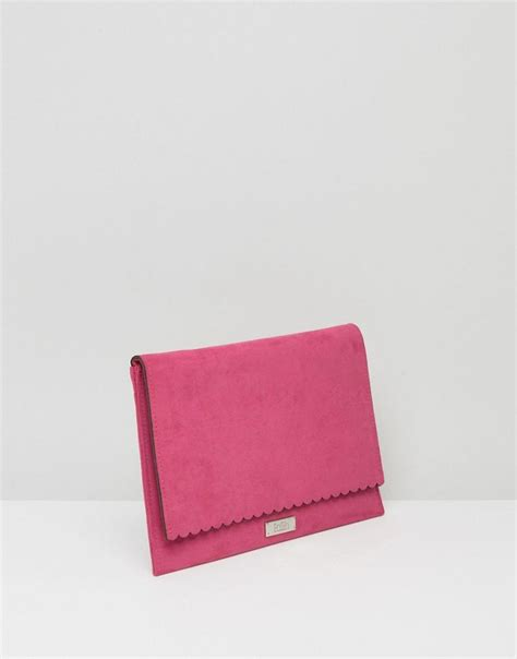 Strutt Couture Judy Studded Platform Shoe At Asos Shoewawa by Lyst Faith Poppy Clutch Bag In Pink