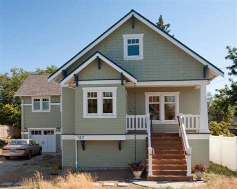 Seattle Craftsman Home Rebuild   Ventana Construction