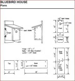 simple bird house plans creating bluebird habitat free bluebird house plans