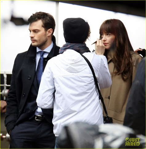 fifty shades darker film scenes dakota johnson jamie dornan film another fifty shades