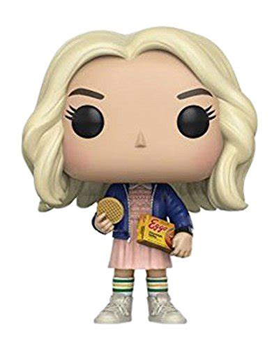 Funko Pop Eleven Hospital Gown Things funko pop things eleven with eggos vinyl figure