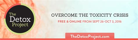 Project Detox by V 229 R Dr Blair Md Talar P 229 The Detox Project Elixinol