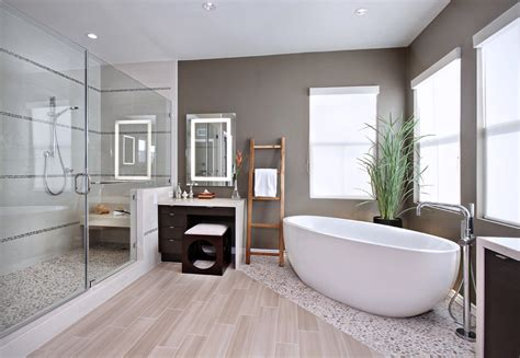 modern bathroom floor tile ideas bathroom tub tile ideas bathroom contemporary with accent