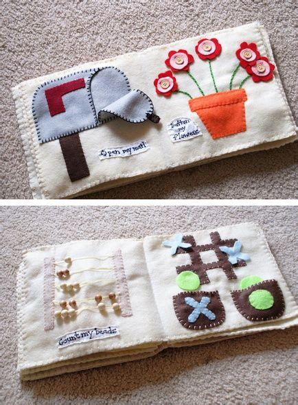 pattern for baby quiet book interactive cloth books to sew for babies you can
