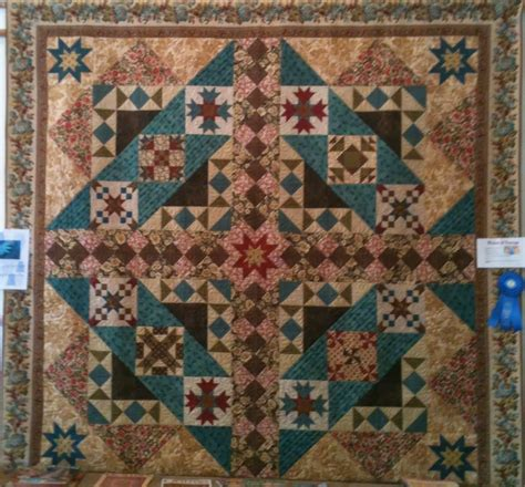 Corsicana Quilt by Country Log Cabin Corsicana Quilt Show