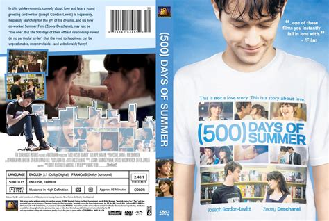 what are the days of summer 500 days of summer dvd custom covers 500 days of summer dvd covers