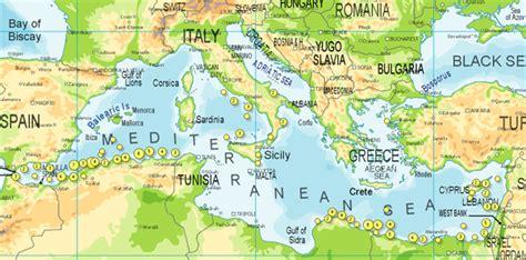 küche mediterran the mediterranean u boat operations uboat net