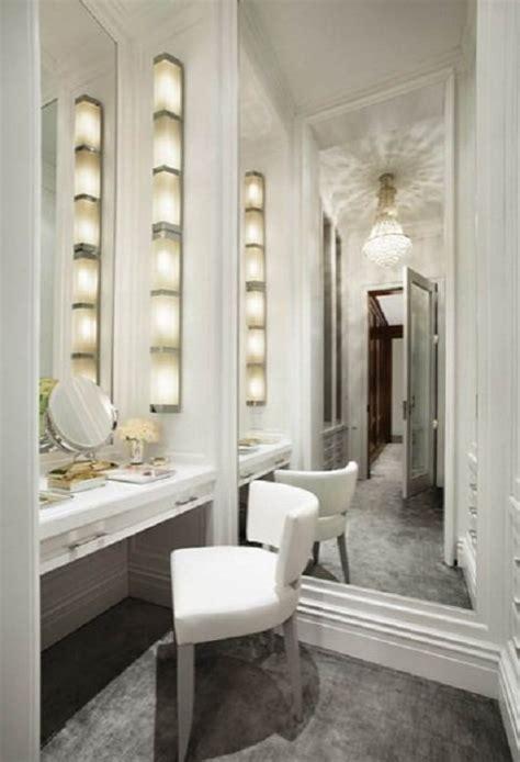 Home Dressing Room Design Penteadeira Para Maquiagem Mulher Digital