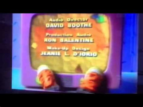 barney five kinds of credits pbs version
