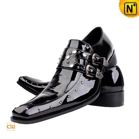 Dress Shoes For by Mens Italian Leather Dress Shoes Cw701107