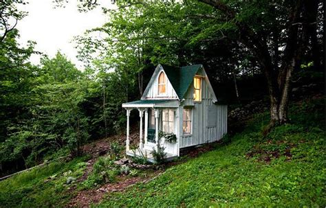 tiny house cottage coolest cabins victorian tiny house