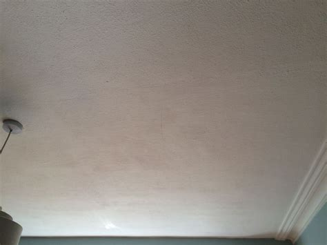 shallow artex ceiling skim plastering in manchester