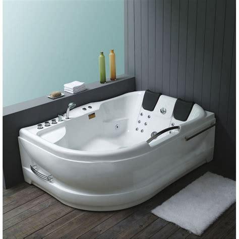 idromassaggio per vasca da bagno vasca idromassaggio 180x130cm optional per 2 persone vi