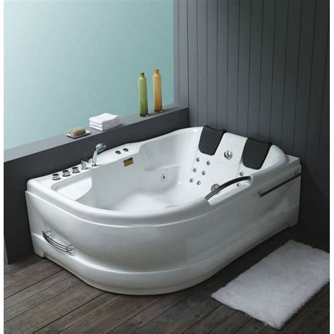 idromassaggio per vasca vasca idromassaggio 180x130cm optional per 2 persone vi