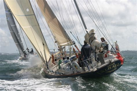 solent yacht charter corporate entertainment team building racing valhalla yachting