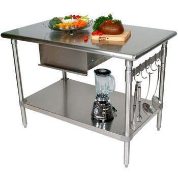 kitchen carts kitchen islands work tables and butcher stainless steel kitchen islands benefits that you must